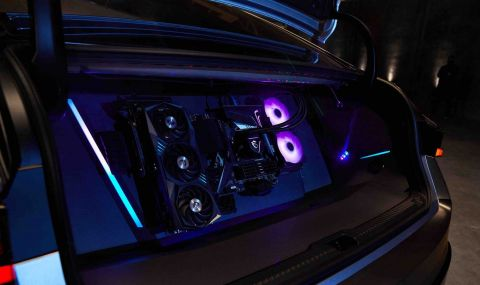 Lexus показа автомобил за геймъри  - 3
