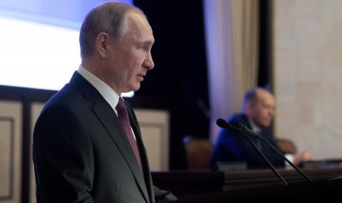 Путин обяви защо смени правителството
