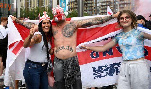 Безредици в Лондон след загубата на финала
