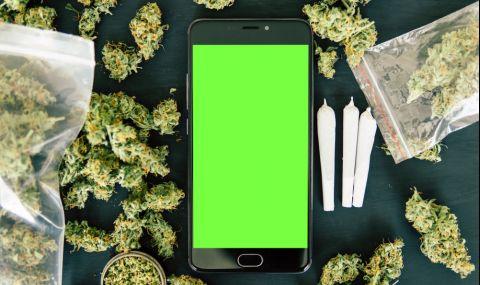 Да установиш употреба на марихуана чрез смартфон? Вече е възможно! - 1