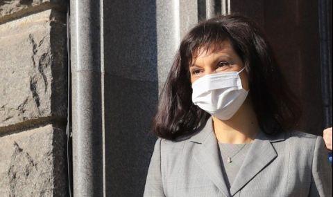 Дариткова: БСП не познава закона за внасяне на ваксини