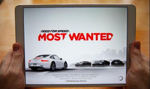 EA Games се отказа от поредицата Need For Speed
