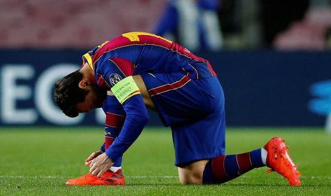 Бивш полузащитник на Барса: Меси често повръщаше в тоалетната точно преди да започне мачът