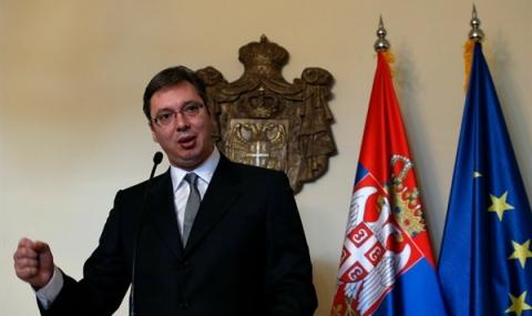Сърбия няма да проведе референдум за присъединяване към ЕС