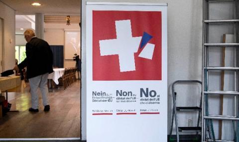 Швейцария отлага референдума за имиграцията заради коронавируса