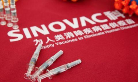 Made in China! 6,5 млн. дози от китайската COVID ваксина на