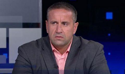 Георги Харизанов: Не мисля, че Борисов предложи експертен кабинет