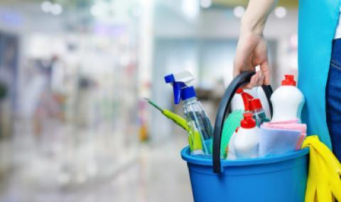 Как се отразява кризата на фирмите за почистване?