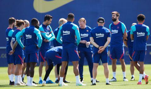 Барселона си върна свой юноша от ПСЖ
