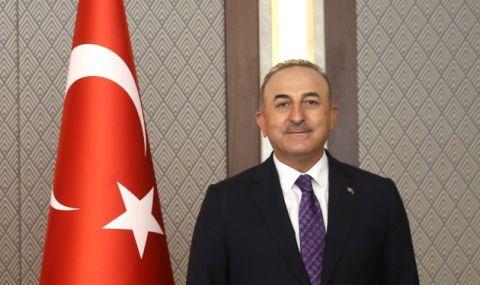 Мевлют Чавушоглу: Спорът между Турция и Гърция помага на великите сили да продават оръжията си