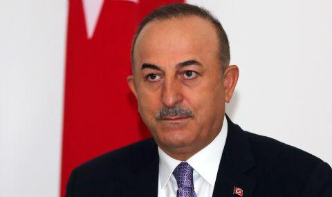Турция отхвърли промени на Балканите
