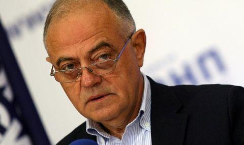 Ген. Атанасов: Партиите на протеста трябва да направят правителство
