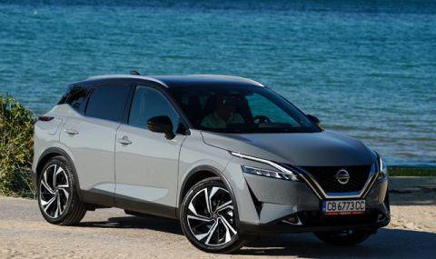 Тествахме новия Nissan Qashqai - 1