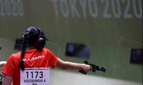 Тони Костадинова докосва финал в Токио - 1