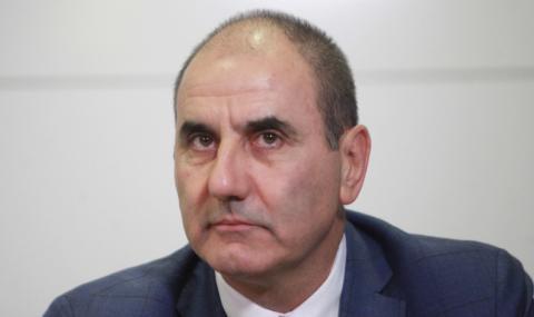 Цветан Цветанов: Подкрепям санкциите срещу