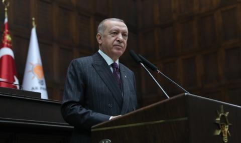 Присмяха се на Ердоган