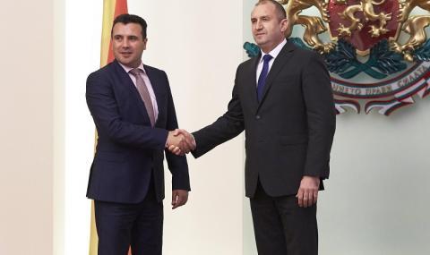 Заев при Радев: България е най-големият приятел на Македония - 2