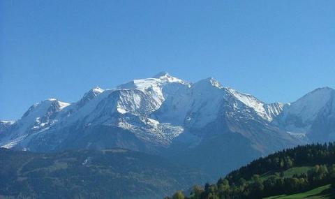 В Алпите бяха открити останките на алпинисти, изчезнали през 1970 г