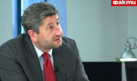 Христо Иванов: Излизаме от дългогодишна склероза на българската демокрация