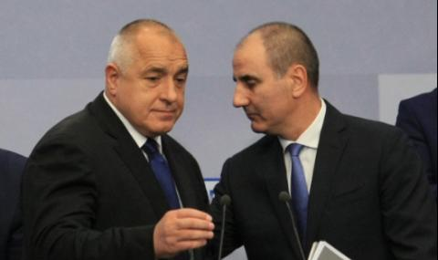 Борисов: С Цветанов се разделихме след 20 години брак (ВИДЕО)