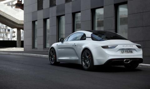 """Renault превръща Alpine в """"мини-ферари"""""""