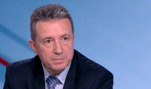 Стоилов: Нямам конфликт с Рашков заради Гешев