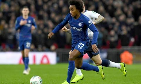 Уилиан не изключи възможността да подсили градски съперник на Челси