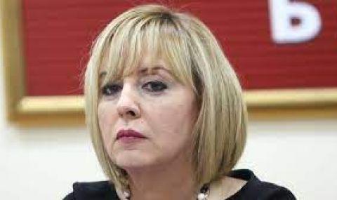Манолова: Успех на новия проект, мнозинството на промяната става по-силно - 1