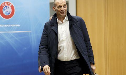 Масимилиано Алегри е вариант за нов треньор на Байерн Мюнхен