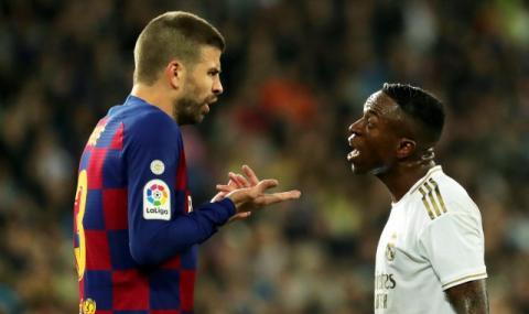 Пике: Това беше най-слабият Реал Мадрид, който съм виждал