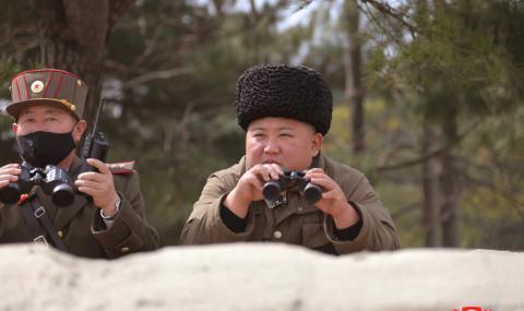 Загадка: Къде е Ким Чен Ун?