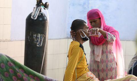 Как безскрупулни търговци печелят от кризата в Индия