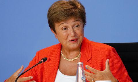Кристалина Георгиева с важни разкрития - 1