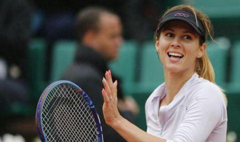 Цветана Пиронкова се изстреля с 12 места в световната ранглиста