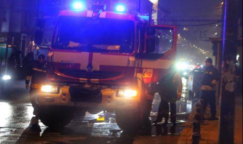 49-годишен мъж загина при пожар в Пловдив