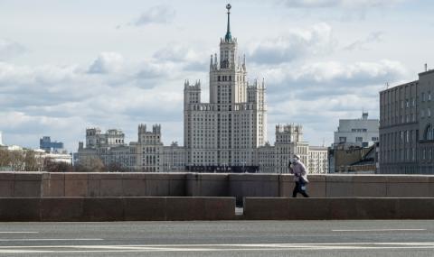 Москва се пази с хеликоптери