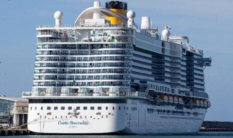 6000 заложници на коронавируса на круизен кораб