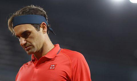 """Роджър Федерер изненада неприятно феновете си и организаторите на """"Ролан Гарос"""""""