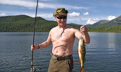 Путин се е самоизолирал - 1