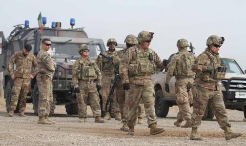 Коронавирусът удари силите на НАТО в Афганистан