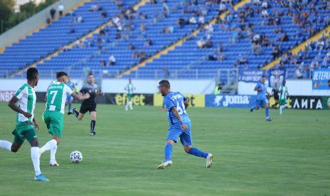 Левски отстрани Берое за Купата на България - Робърта вкара хеттрик