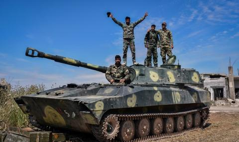 Амнести интернешънъл обвини Сирия и Русия във военни престъпления