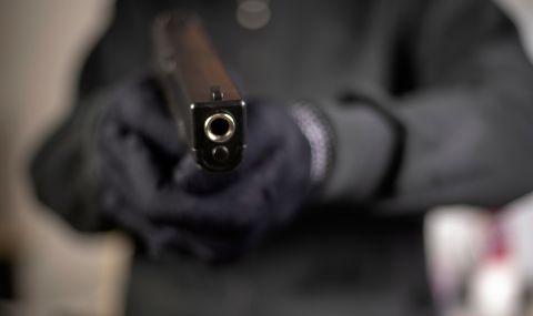 Бой и стрелба след спор за такси в Кюстендил - 1
