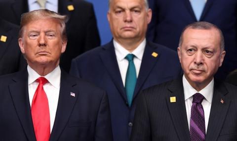 "Ердоган: Може да затворим ""Инджирлик"" за САЩ"
