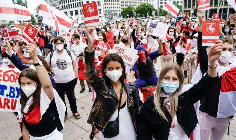 Репресират студенти и преподаватели в Беларус