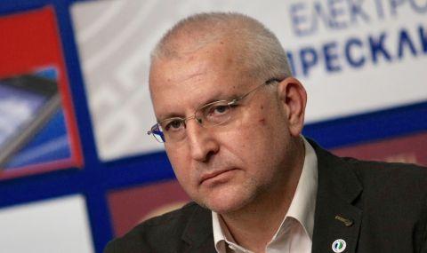 Малинов: ГЕРБ няма да състави правителство