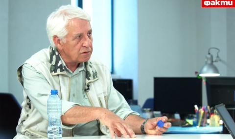 Проф. Йончев пред ФАКТИ: Скептичен съм, че коронавирусът е плод на някакъв заговор