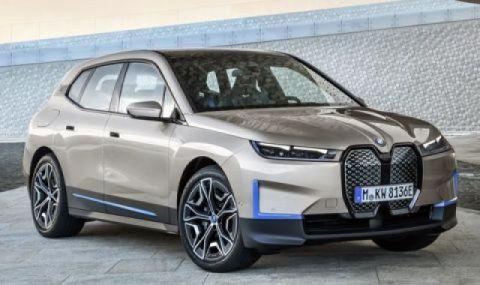 BMW не смята, че електромобилите се нуждаят от по-голям пробег - 1