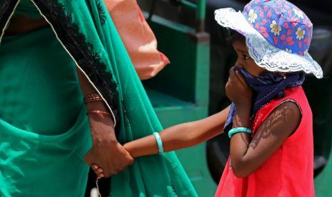Колко опасна е двойната мутация от Индия?