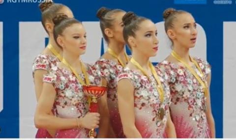 Гимнастичките ни грабнаха и злато в Баку (СНИМКИ)